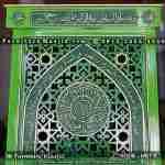 mimbar masjid minimalis timur tengah