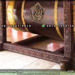 Model Bedug Masjid Megah Ukiran Mewah