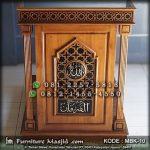Podium Masjid Minimalis Model Baru